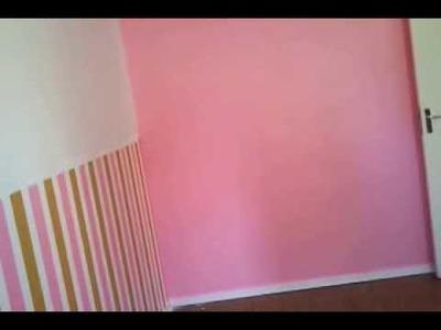 Como Pintar Listras em quarto de Bebê - Considerações finais