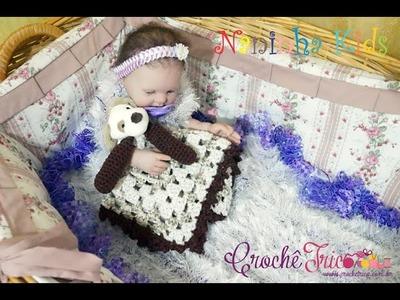 Crochê - Naninha Kids