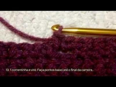 Faça um Linda Carteira de Crochê - Faça Você Mesmo Estilo - Guidecentral