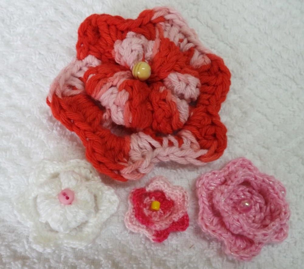 Flor Nº 3 Sol - Como fazer em crochê Anel Mágico - Graça Tristão