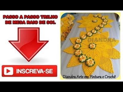PASSO A PASSO CAMINHO DE MESA RAIO DE SOL