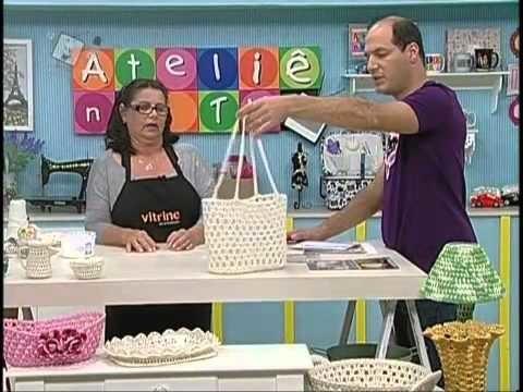 Ateliê na Tv - Rede Século - 28-08-13