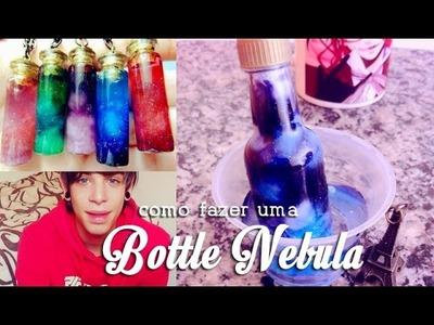 DIY: Bottle Nebula. Galáxia no pote