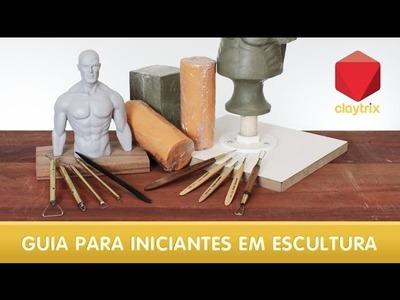 Guia para iniciantes em escultura | Claytrix