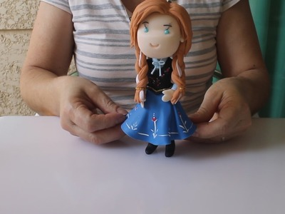 Princesa Anna - Biscuit