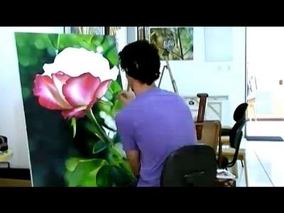 Pintura em tela - Fabiano Millani