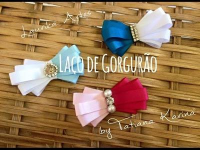 Laço de Gorgurão  by Tatiana Karina (Hair bow)