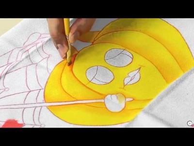 Canal do Artesanato - Pintura em Tecido