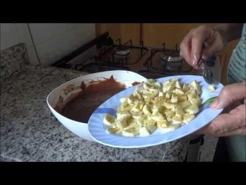 DIY na Cozinha: Cupcake de Chocolate com Banana ♥