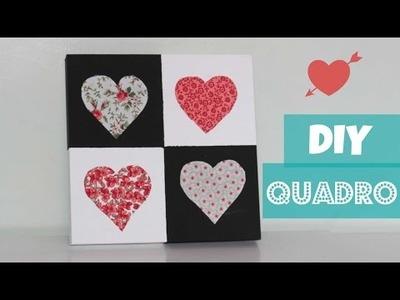 DIY: Quadro | Delícia de ideia