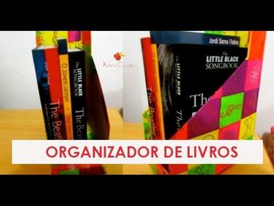 Kalinka Carvalho - Faça Você Mesmo (DIY): Organizador de Livros