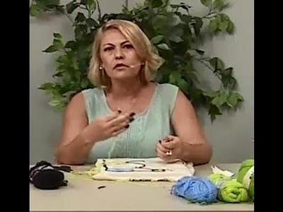 Tapete Cavalo Marinho com Tânia Silva | Vitrine do Artesanato na TV
