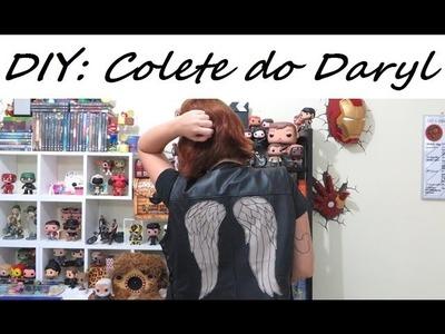 DIY   Colete do Daryl (The Walking Dead)