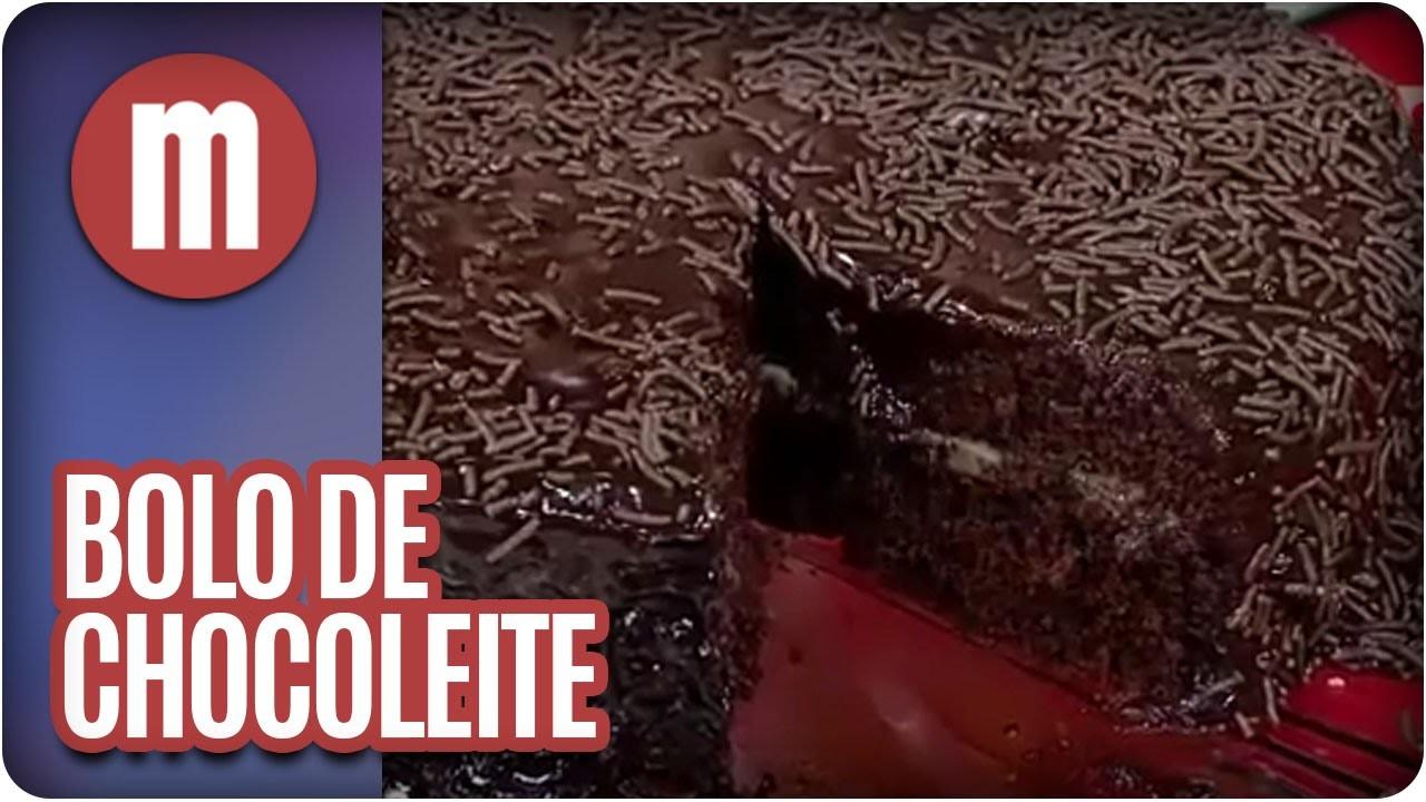 Delícia de Chocoleite - Bolo de Chocolate - Mulheres (17.11.14)