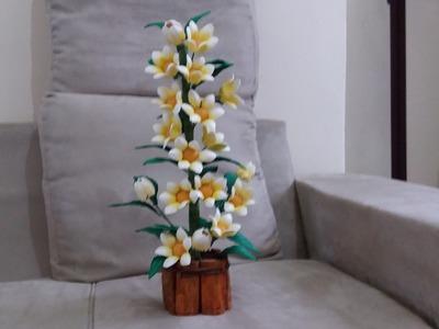 Flor de e.v.a lagrimas de cristo