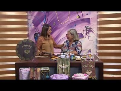 Mulher.com - 02.03.2016 - Prato giratório - Angelina Couto PT1