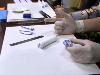 Mulher.com 23.06.2014 - Decoração Xícara com Cerâmica Plástica por Bene Tealdi