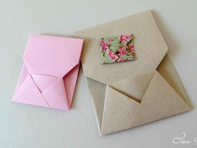Origami: Envelope