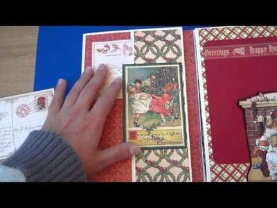 Albuns da Lucinha- Scrapbook Folio