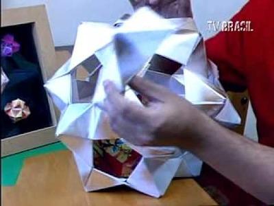 Arte com sergio brito 100 anos imigracao japonesa bruno ferraz origami
