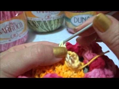 Mega Azaleia Barbante Barroco  Parte-3