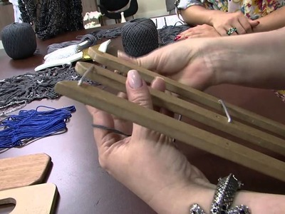 Mulher.com 15.10.2014 - Blusa Chumbo Croche de Grampo Duplo por Helen Mareth - Parte 1