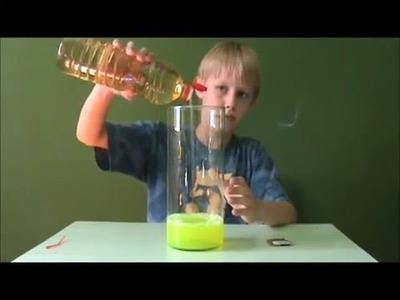 Lâmpada de Lava Fluorescente - Concurso Manual do Mundo