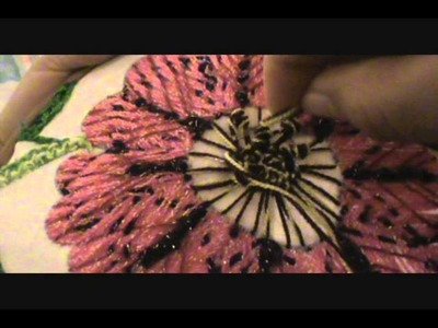 Flor centro  de mesa  con marimur
