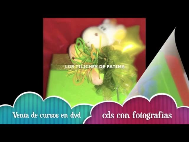 HOW TO MAKE  A GIFT WRAPPING (curso de envolturas)