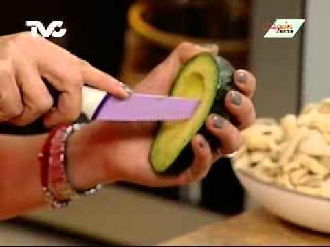 Receta para preparar Ceviche de Setas