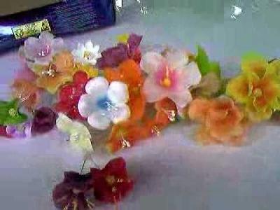 Video Flores Porcelana Fria