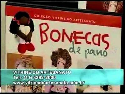 ARTE BRASIL - KÁTIA KOWAS E ELIANA ZERBINATTI - 25-09-12