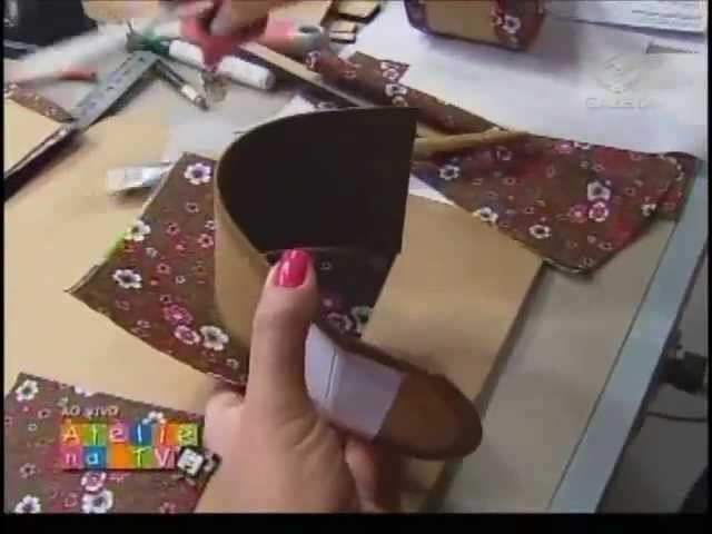 Ateliê na Tv - Tv Gazeta - 06-07-12 - Erika Martins