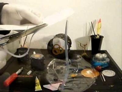 Copia -  bateria de papel #2- john bonham drum set