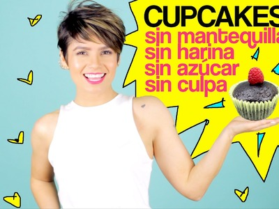 Cupcakes De Chocolate - Recetas Para Bajar De Peso - Quick Easy Healthy Desserts | Visto Bueno 49