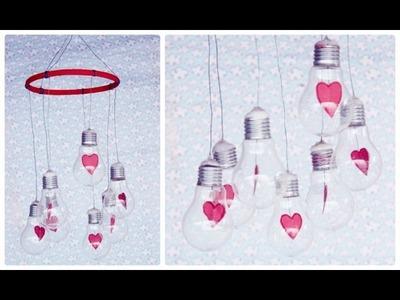 DIY: Mobile do amor para o dia dos namorados
