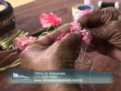 Mulher.com 16.07.2013 Enedina Barbosa - Cravo de fita melodia Parte 1.2