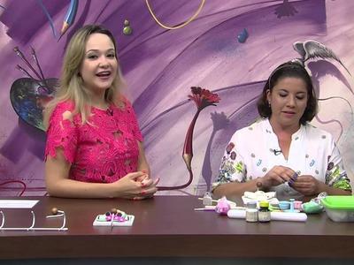 Mulher.com 27.10.2014 - Tabua Vaquinha Biscuit por Ricarda Santos - Parte 2