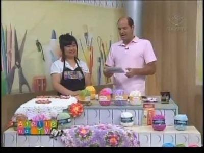 Ateliê na Tv - Tv Gazeta - 08-01-13