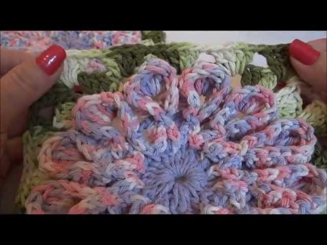 Flor Delicada Barroco parte-1