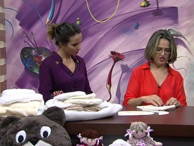 Mulher.com - Tapete de ovelha por Sandra Billar