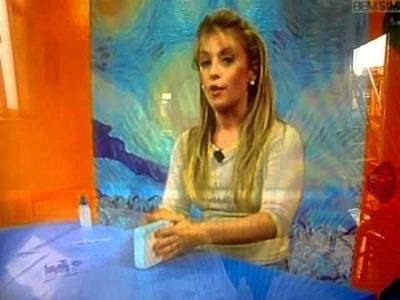 Mundo Mágico de Leticia Suarez del Cerro (maquete teatrinho circo 1)