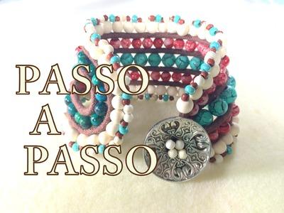 Bracelete de 5 camadas