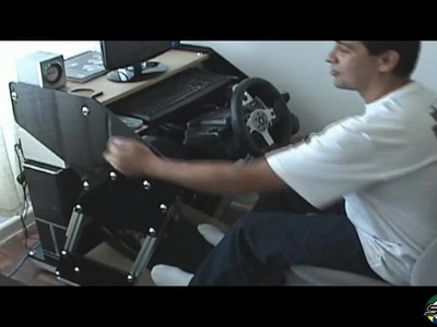 Cockpits & Playseats para Simuladores de Corridas