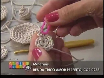 Ateliê na Tv - Tv Gazeta - 25-09-12 - Debora Alves