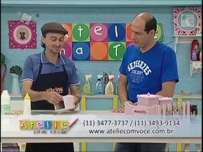 Ateliê na Tv - Tv Século - 20-08-12