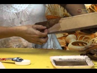 Programa Leoa -Artesanato com filtro de papel
