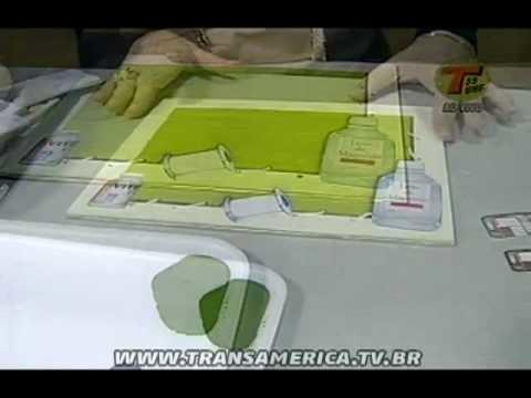 Tv Transamérica - Caixa de medicamentos - Parte 2