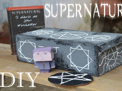 3 DIY Supernatural
