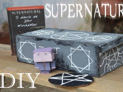 3 DIY Supernatural